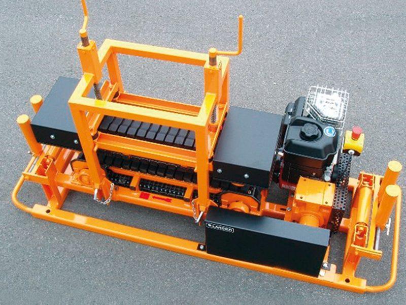 Kabelski gusjeničari za polaganje teških kabela-terad